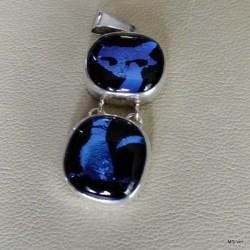 """57. Wisior """"podwójne życie niebieskiego kota"""""""