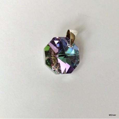 352. Wisiorek -opalizujący kryształ