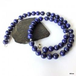 259. Naszyjnik z lapis lazuli