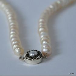 Naszyjnik z pereł